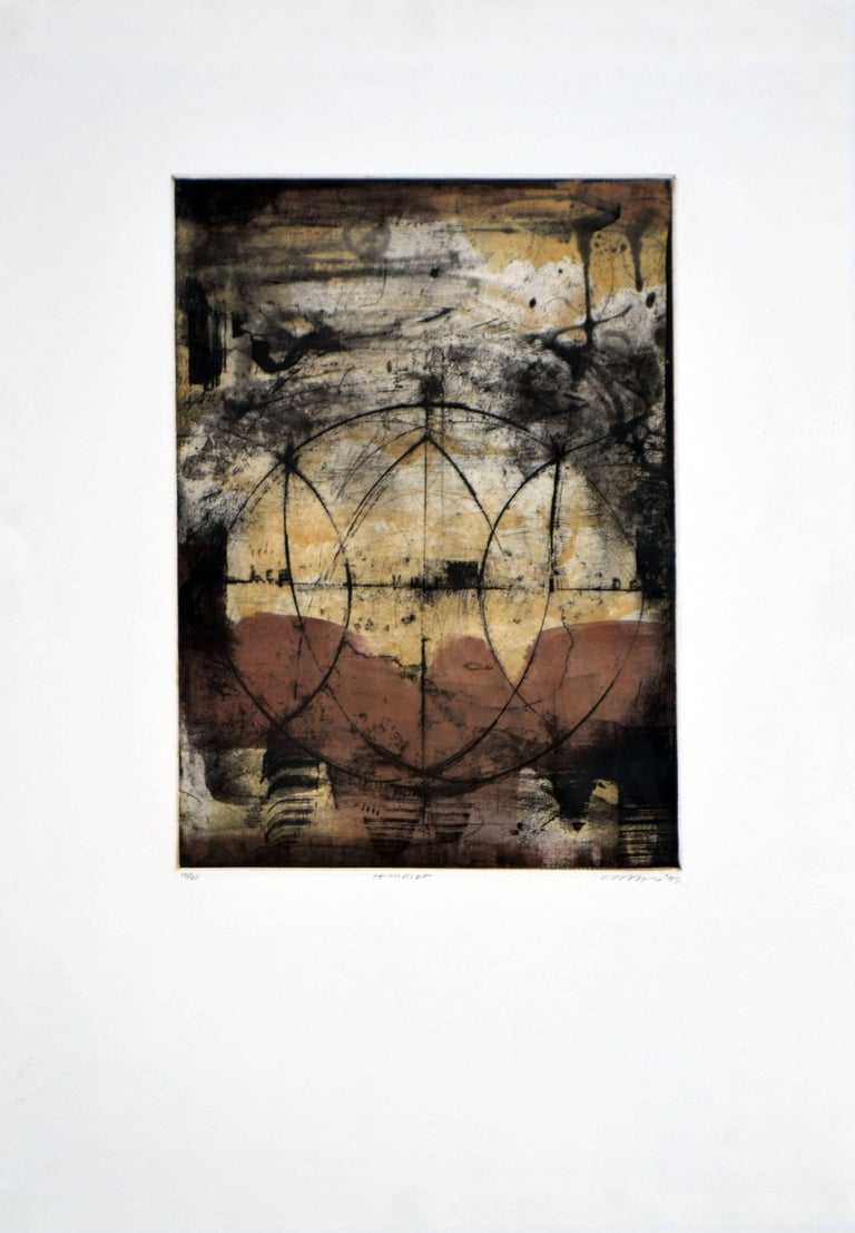 Earth Tones - Print by Unknown