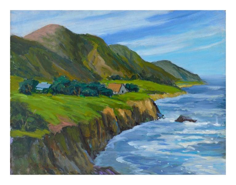 Big Sur Coastal Farm by Ray Barton 1