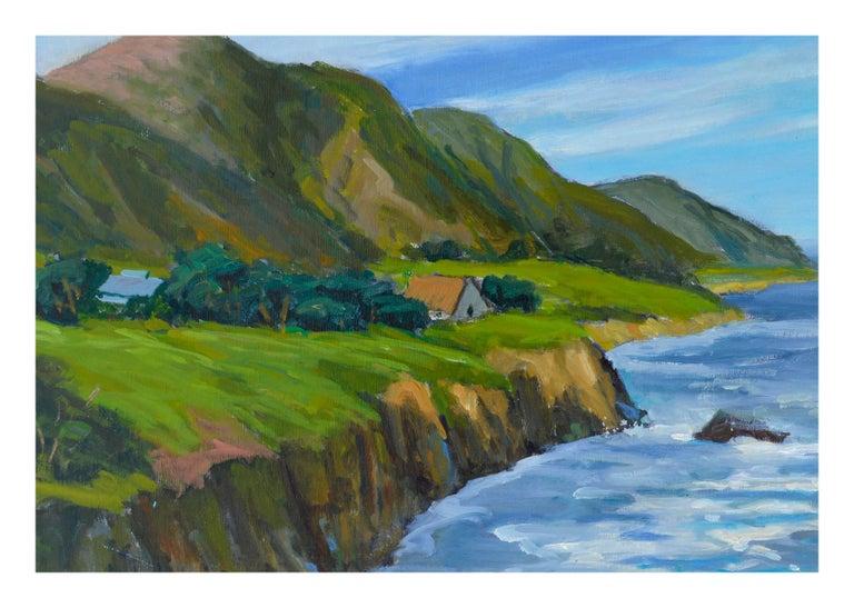 Big Sur Coastal Farm by Ray Barton 2