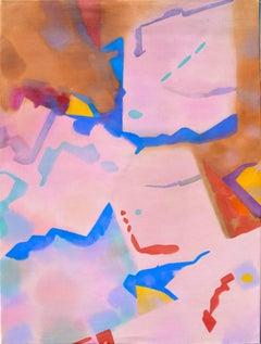Salt Ponds Abstract 1