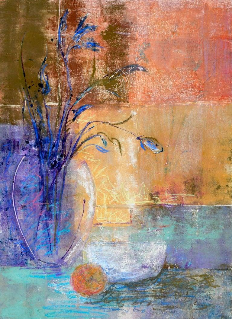 Anita Benarde Moving Still Life Painting For Sale At