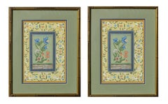 Persian Floral - Set of Two