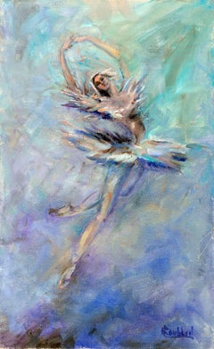 The Ballerina by and as Irina Belotelkin