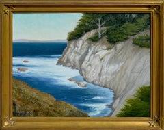 Pt. Lobos Cove Carmel Landscape