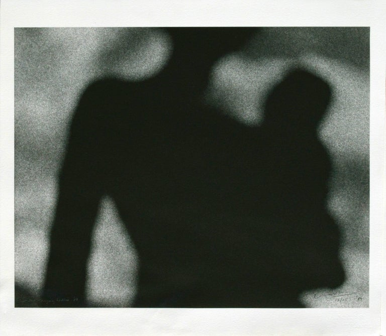 Graham Nash Figurative Photograph - Susan Carrying Willie