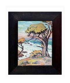 Carmel Cypress Seascape