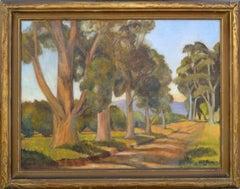 San Bernardino Oak Trees 1939