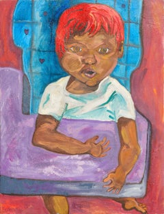Figurative abstract -- Little Man