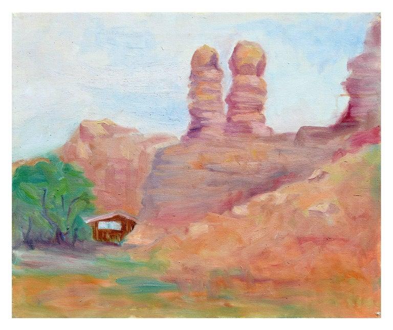 Jack Lynn Landscape Painting - Sedona Landscape