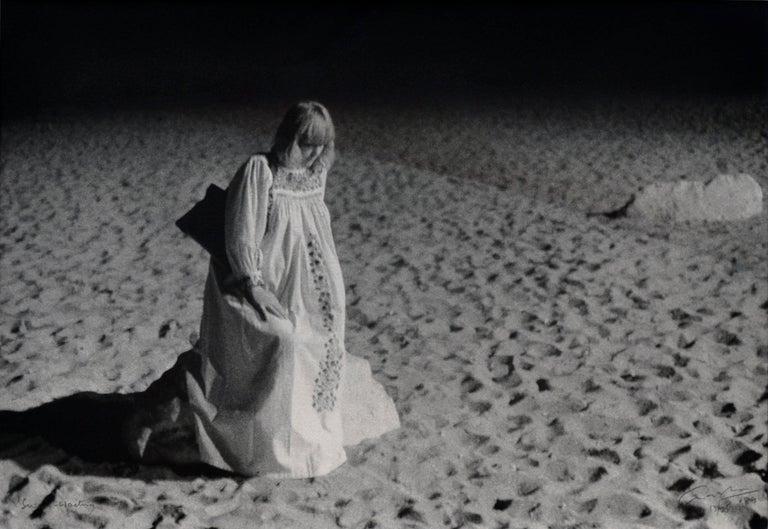 Susan - Waiting '78 - Photograph by Graham Nash