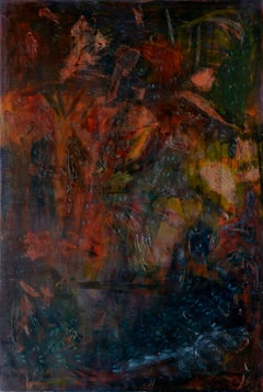 Jungle Nights Abstract