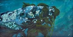 Pearl Eating Kelp by Lise Lang Crowley