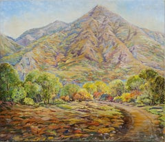 Ogden, Utah in Spring