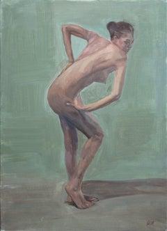 Study of Nude Model