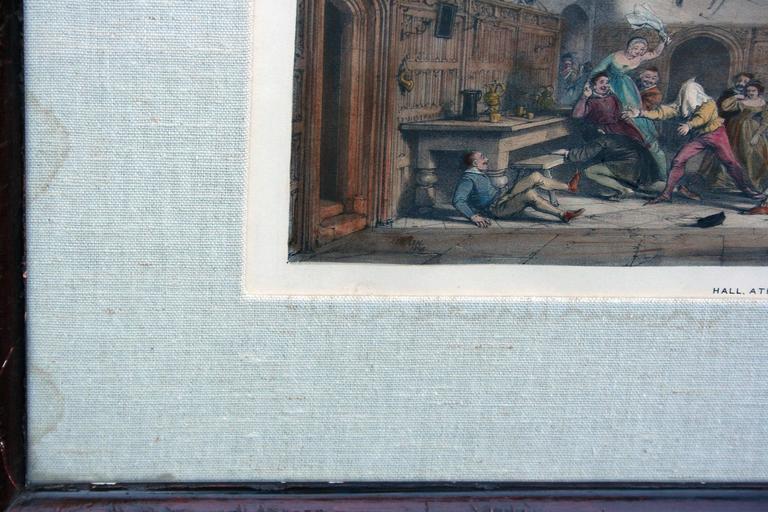 Hall, Athelhampton, Dorsetshire. For Sale 3