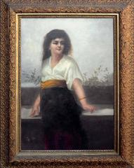 Girl with the Gold Sash