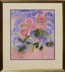 Lilacs and Peonies,1969