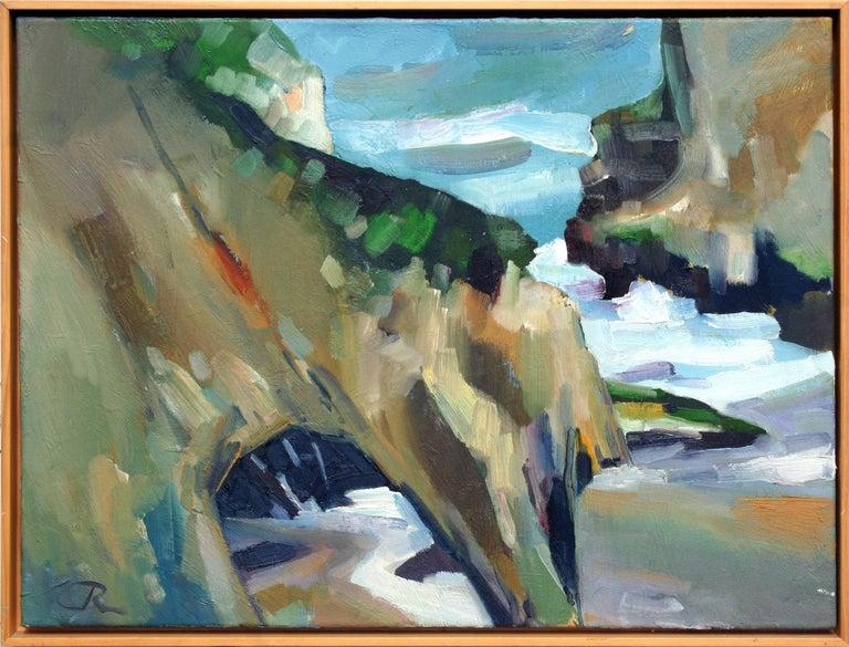 Sea Cave by John Crawford 1