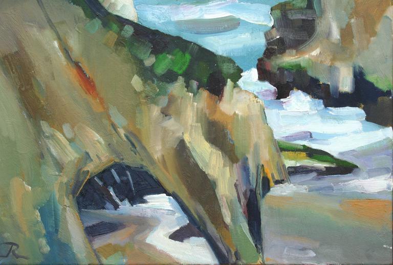 Sea Cave by John Crawford 3