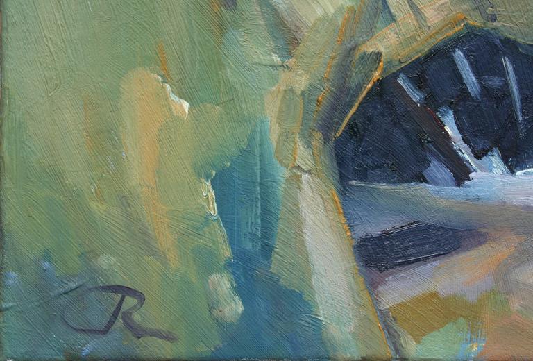 Sea Cave by John Crawford 4