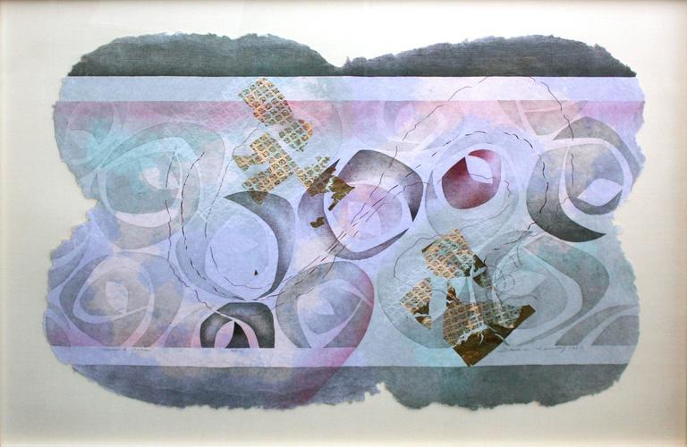 Crescent Rose - Art by Bruce Weinberg