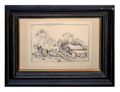Toiler's House Drawing
