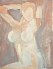 Study for Nude Portrait