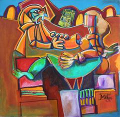 Musical Figurative Abstract