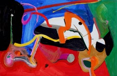 Horizontal Abstract #6