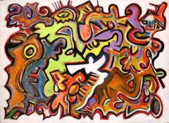 Angel in Abstract