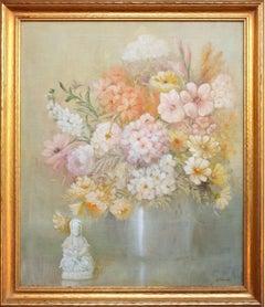 Chinoiserie Flower Still Life