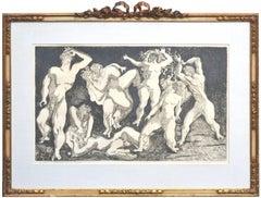 Battle Of The Sexes Figurative