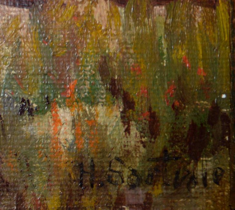 Mount Tamalpais California  - American Impressionist Painting by Herbert Sartelle