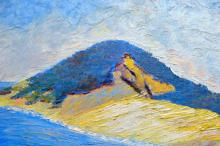 Big Sur, California by Ellen Pearl Johnson For Sale 1