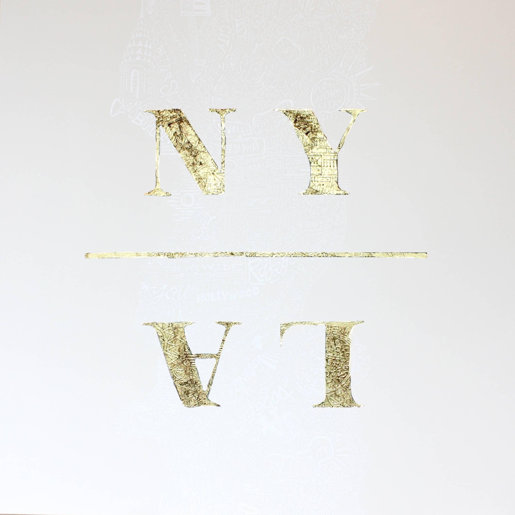 Over Series: N Y · L A, 2017