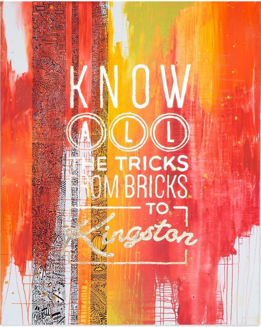 Golden Rule Series: BRICK CITY TO KINGSTON, 2016