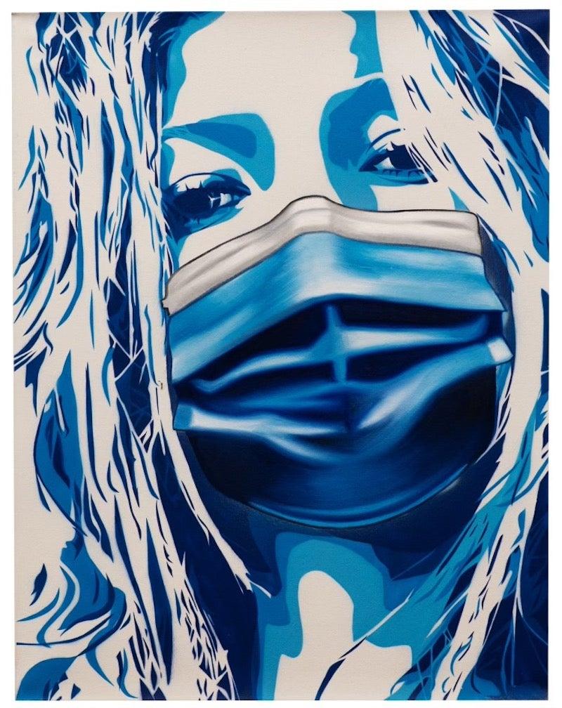 Kate Mask by Hijack