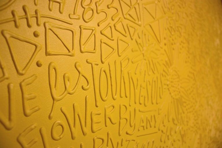 Birktone Series: VINCENT VAN GOGH - Contemporary Painting by Cayla Birk