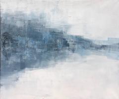 'Colando', Contemporary Abstract Minimalist Acrylic Painting