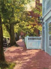 Main Street, Nantucket - Afternoon Light
