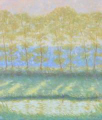 Blue Heron Dawn