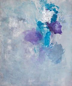 """""""Plume,"""" Abstract Painting"""