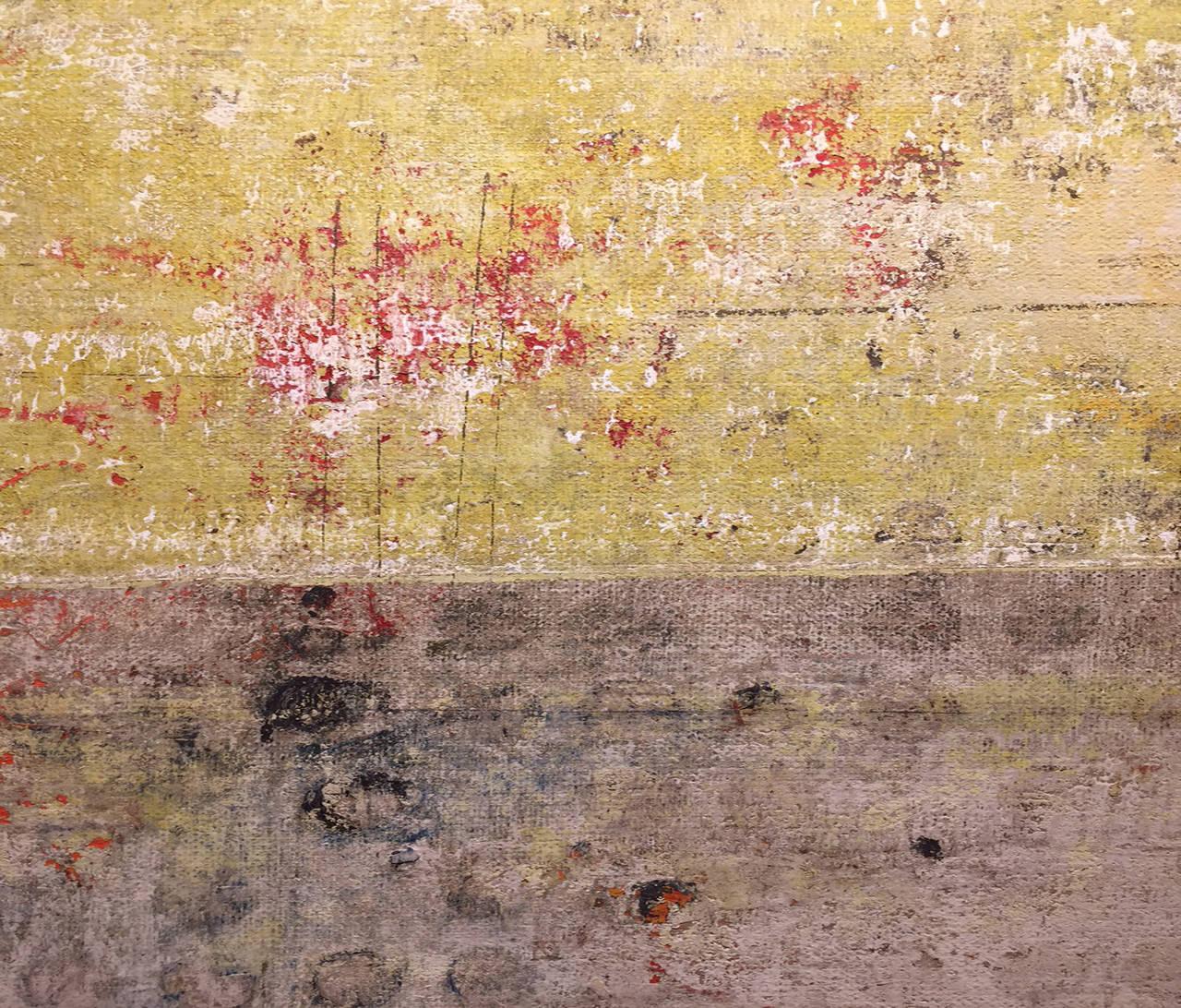 Cadiz - American Modern Painting by Stanley Bate