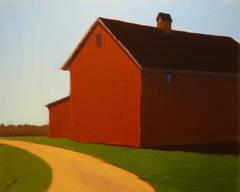Red Velvet Barn