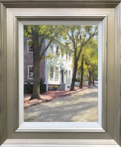 Main Street, Nantucket - Spring Light