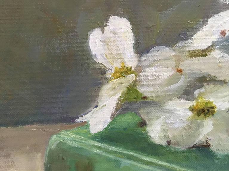 May Blossoms - Painting by Susan Jositas