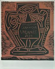 Exposition Ceramique Vallauris 1959 II