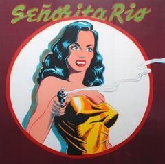 Senorita Rio, from 1¢ Life
