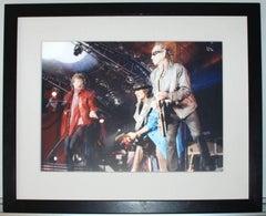 Rolling Stones Lenticular Photograph