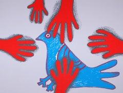 Les Mains Rouge